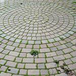 Brick Circle Image