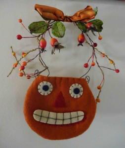weird pumpkin